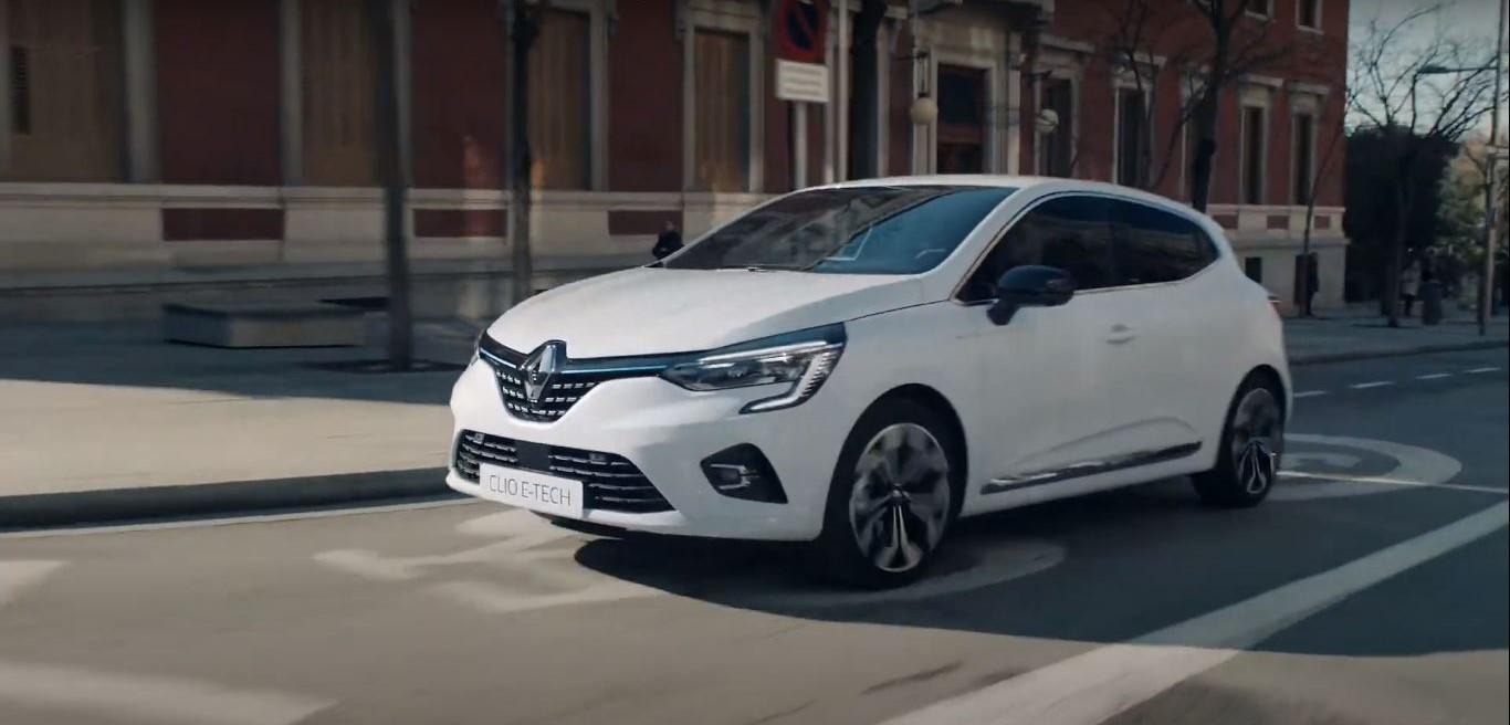 Renault Clio E-TECH : la Full-Hybrid la plus complète du marché