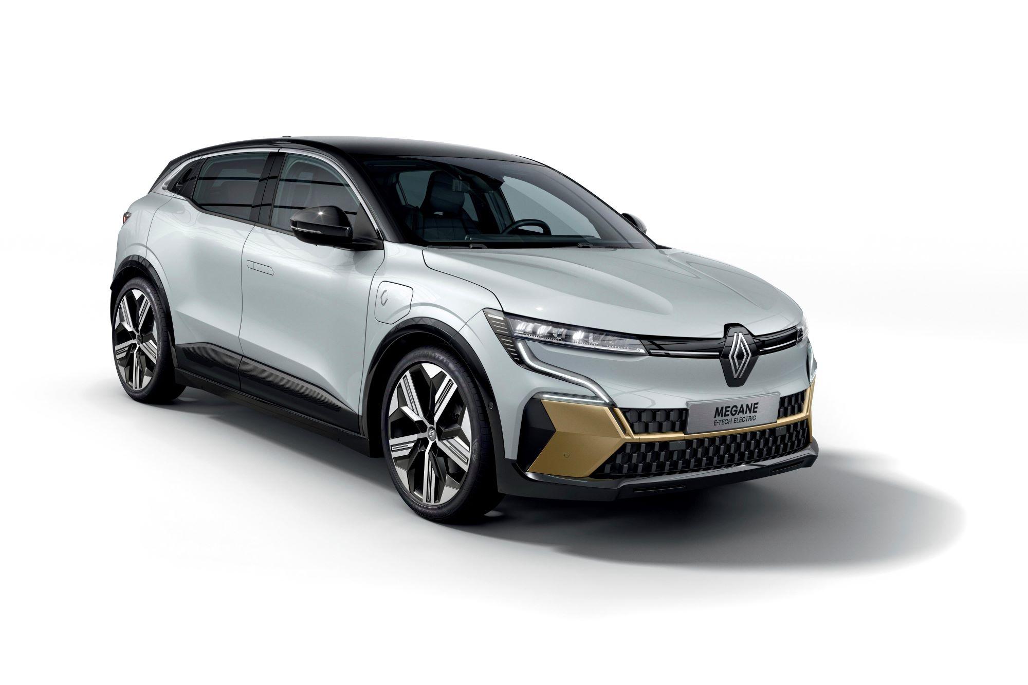Renault Nouvelle Mégane E-TECH