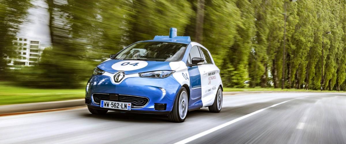 Mobilité autonome et partagée : expérimentations à Rouen et Paris-Saclay