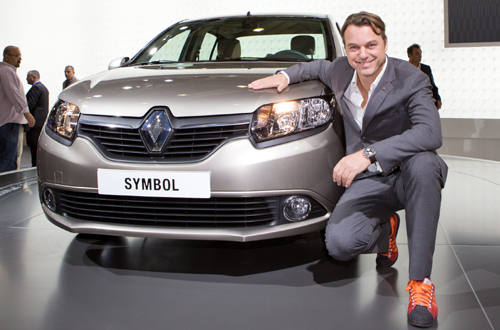 New Symbol and Fluence, stars of the 2012 Istanbul Motor Show ...