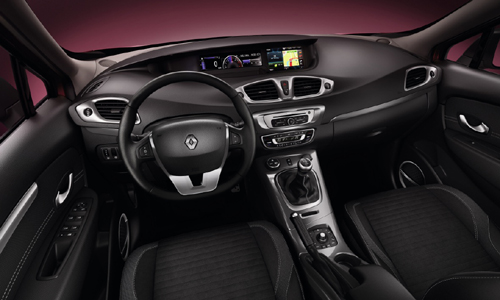 Renault Sc 233 Nic Xmod The Leading Mpv In Crossover Mode