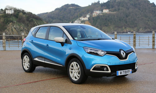 renault captur test drive there 39 s a new crossover in town. Black Bedroom Furniture Sets. Home Design Ideas