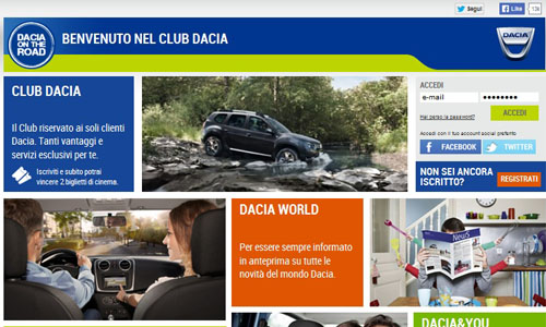 Club Dacia