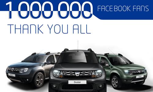 Fans Dacia Blog