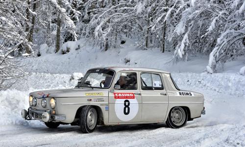 Renault 6 rallye