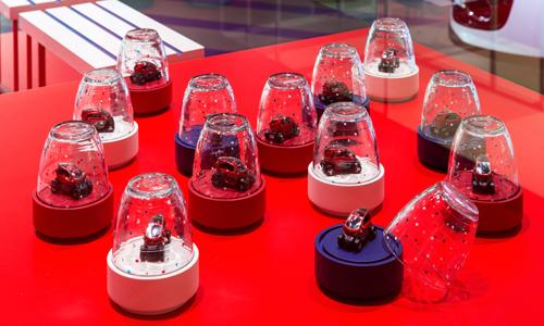 Le Show Glass en verre Duralex