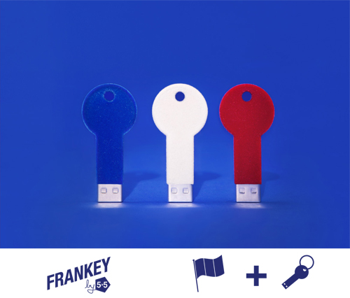 Le Frankeys de l'exposition So French à l'Atelier Renault
